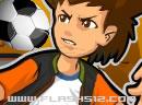 热力足球-街头少年射门