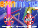 The aim of Spinmania