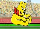 小熊奥运会跳远