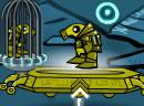 外星机械怪智救同伴!