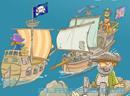 海盗船营救同伴