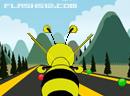 小蜜蜂换书包