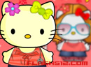 时髦的Hello Kitty