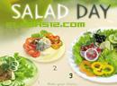 做蔬菜沙拉