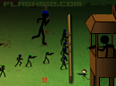 Stickman Madness 3: Stronghold