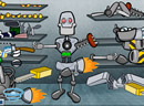 组装机器人