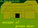 Escape of Green Door