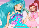 Winx Heart Dress Up