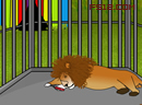 Lion Cage Escape