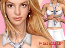 Britney Spears in 3D