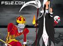 骷髅国王鬼新娘