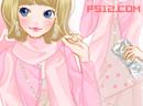 粉红色的温情