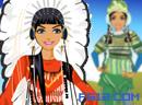 美洲印度安土著