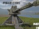 3D炮塔防御守城