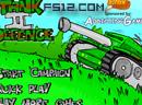 绿坦克防御战!