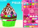 Glossy Cupcake