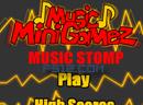 Music minigamez