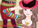 彩虹衣和粉红帽