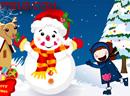 雪人的圣诞节