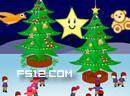 种三棵圣诞树~