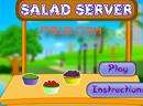 按菜谱做沙拉