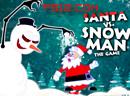 Snowman Vs Santa