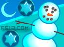 雪人飞头吃星