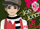 Joe Jonas Dress Up