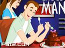 为爱而烤的蛋糕!