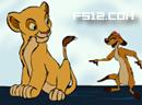 狮子王的童年