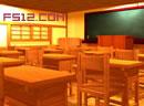 逃出木桌课室