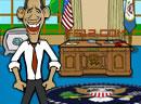 奥巴马逃出白宫
