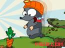 鼹鼠不走回头路!