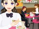 校园一角茶餐厅
