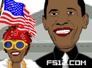 Obama dress up