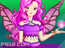 魔法精灵天使心