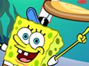 sponge bob pizza