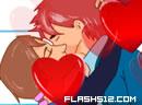 浪漫深吻45度角!