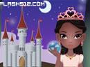 魔法公主变女王
