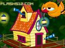 小鸟帮我盖树屋!~