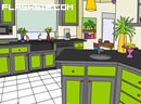 Smelly Kitchen Escape3