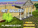 Find the Object in Art Gallery