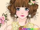 华美蕾丝礼服公主