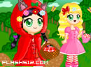 Little Red Riding Hood DressUp