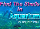Find the Shells in Aquarium