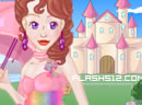 Princess Aida's Picnic Dress Up