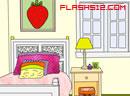 女孩的粉色房间8