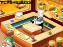 熊猫美食抻面店
