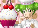 蛋糕厨师珍妮