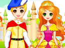 Fairytale Prince and Princess